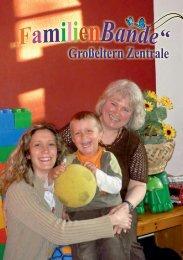 Großelternzentrale Flyer.cdr - Lokales Bündnis für Familie Grünheide
