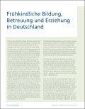 Länderreport Frühkindliche Bildungssysteme 2008 - Mittelstand und ... - Seite 4