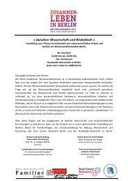 2011-06-30 Einladung_ Zwischen Wissenschaft und Wickeltisch endg