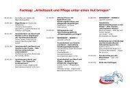FACHTAG 2011 - Lokales Bündnis für Familien auf Rügen
