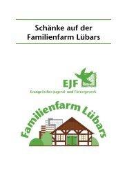 Speisekarte - Familienfarm Lübars