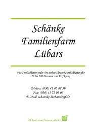 41 40 88 59 Fax: (030) 41 72 03 05 E-Mail: schaenke-luebars@ejf.de