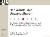Dr. Boris Schmidt - Effektiv! Für mehr Familienfreundlichkeit an ...