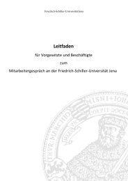 MAGlang - Friedrich-Schiller-Universität Jena