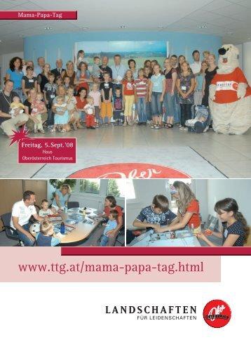 Mama-Papa-Tag 2008.pdf - Die OÖ Familienkarte