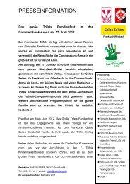 presseinformation - Familienkarte Hessen