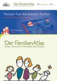 Infos, Service & Adressen aus Hessen - Familienkarte Hessen