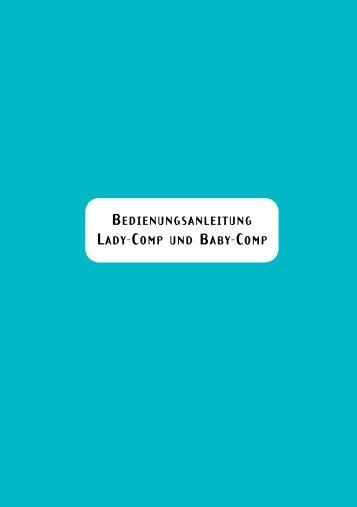 BEDIENUNGSANLEITUNG LADY-COMP UND ... - Familienplanung
