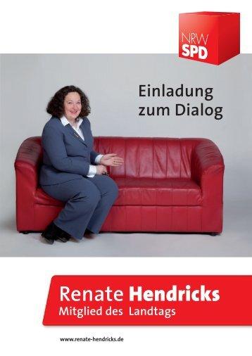 Renate Hendricks - Familientext.de