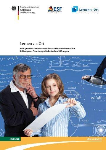 Lernen vor Ort - Familientext.de