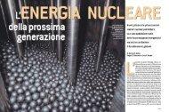 L'energia nucleare della prossima generazione - Lezioni di fisica ...
