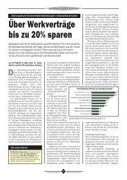 D Überwerkverträge bis zu 20% sparen - Astare Gmbh