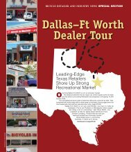 Dallas?Ft Worth Dealer Tour - Bicycle Retailer and Industry News