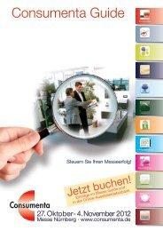 Mediaset Consumenta Guide