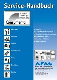 Service-Handbuch Consumenta