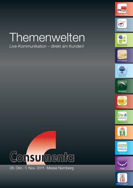 Themenwelten - Consumenta