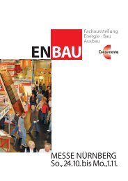 MESSE NÜRNBERG So.,24.10.bisMo.,1.11. - Consumenta