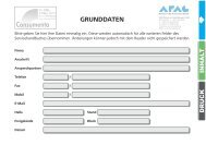 interaktives Service-Handbuch Consumenta