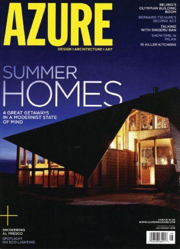 Valcucine in Azure - DOM Interiors