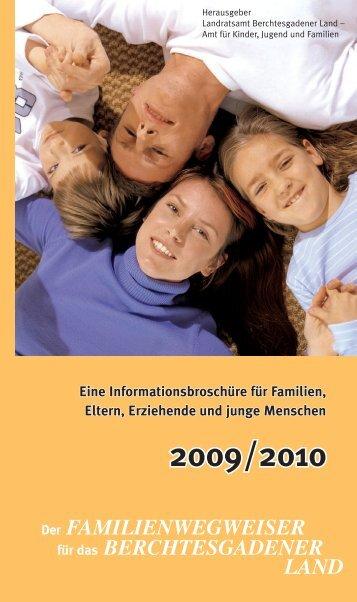 einleitung & inhalt - Familienwegweiser BGL