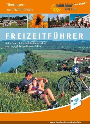 FreizeitFührer - Familienwelt-Inn-Salzach