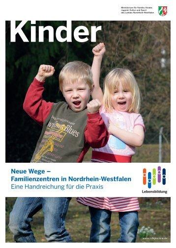PDF-Datei [2,8 MB] - Familienzentrum NRW