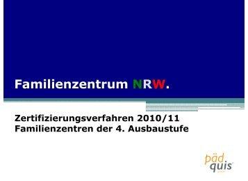 PDF-Datei; 895 KB - Familienzentrum NRW