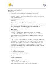 Kurze thematische Einführung - Familienzentrum NRW