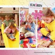 Konzeption kath. Kindergarten St. Marien Rheine - Familienzentrum