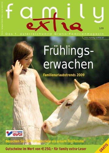 Frühlings- erwachen - Family-Extra