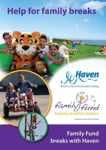 Haven leaflet.pdf - Family Fund