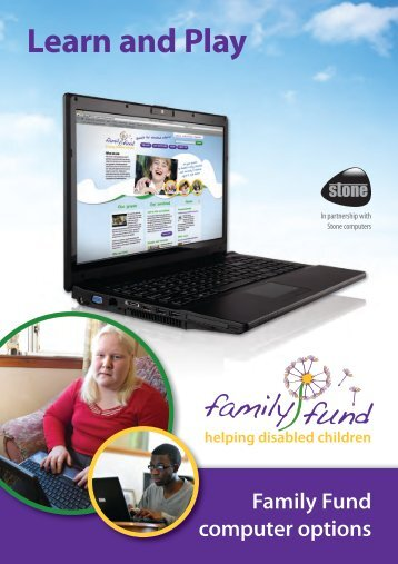 Learn and Play - Family Fund