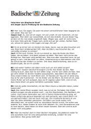 Interview Juul - Familylab