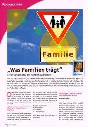 Lesen Sie hier den ganzen Artikel als PDF - Familylab