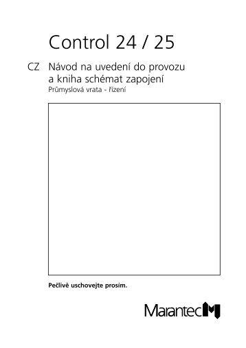 Řídící jednotka Control 2425-prum-CZ (pdf)