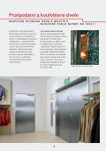 Prospekt - program dveří Teckentrup-CZ (pdf) - Page 4