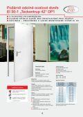 Prospekt - program dveří Teckentrup-CZ (pdf) - Page 6