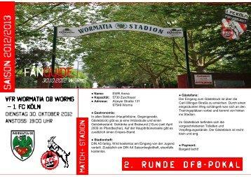FG Worms 10 2012 - Fan-Projekt