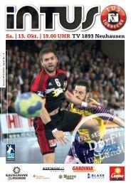 13. Okt. | 19.00 UHR TV 1893 Neuhausen - Fanclub Red Devils eV