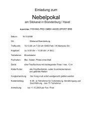 Nebelpokal am 19.10.08 (pdf-Datei) - Fangplatz