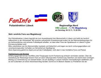 weiterlesen - Fanprojekt Magdeburg