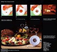 Classy Cutter Fancy Food Catering Machine