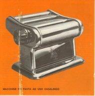 Altea Pasta Machine
