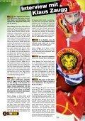 Das Magazin der Fans der SCL Tigers - Fanclub SCL Tigers - Seite 6