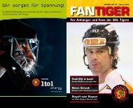 fantiger 115 - Fanclub SCL Tigers