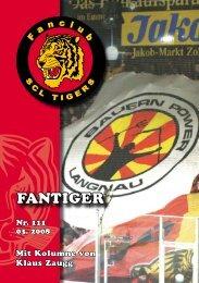 fantiger 111 - Fanclub SCL Tigers