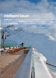 Hotel Muottas Muragl - Intelligent Bauen - Fanzun AG