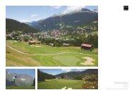 Golfplatz Klosters - Fanzun AG