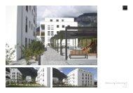 Überbauung Salvatorenpark - Fanzun AG