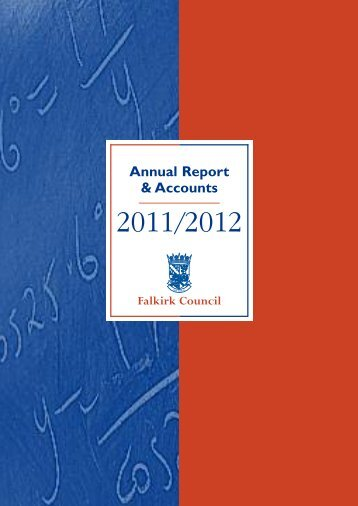 2011/2012 audited annual accounts - Falkirk Council